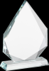 Radiant Glass Diamond Awards Corporate Crystal Awards