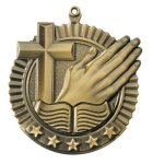 Star Religion Medals All Trophy Awards