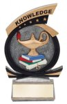 Gold Star Knowledge Award All Trophy Awards