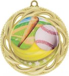 Rosette Insert Holder Medal Baseball Trophy Awards