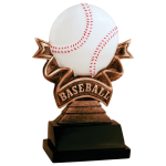 Ribbon Resin -Baseball Baseball Trophy Awards