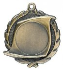 Wreath 1 Insert Billiards/Pool Trophy Awards