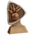 Triad Resin -Bowling Bowling Trophy Awards