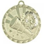 Brite Medals -Cheerleader  Cheerleading Trophy Awards