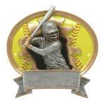 Sport Blaster Legend Softball Circle Awards