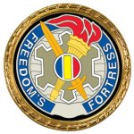 Rope Edge Challenge Coin Circle Awards