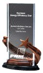 Acrylic Resin Star Award Employee Awards