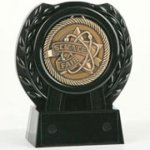 Black Acrylic Medal Holder Employee Awards