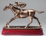 Horse Racing - Saturn Style Equestrian Trophy Awards