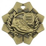 Imperial Cross Country Medals Football Trophy Awards