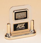Acrylic Clock With LCD Movement Gift Awards
