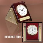 Reversible Clock Thermometer Gift Awards