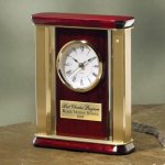 Large Brass and Wood Gift Awards