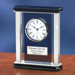 Smoke Glass with Chrome Metal Gift Awards