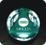 Paper Weight Round Acrylic Award Gift Awards