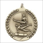 Scholastic Medal - Gymnastics Male Gymnastics Trophy Awards