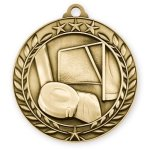 Wreath Medal -Hockey Hockey Trophy Awards