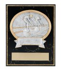 Swimming Resin Plaque Mount Award Lacrosse Trophy Awards