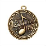 Scholastic Medal - Music Music Trophy Awards