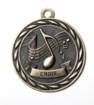 Scholastic Medal - Choir Music Trophy Awards