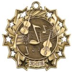 Ten Star Medal -Orchestra Music Trophy Awards