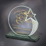 Sculpted Star Sales Awards
