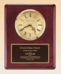 Rosewood Piano Finish Vertical Wall Clock Sales Awards