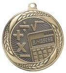 Laurel Medal - Math Scholastic Trophy Awards