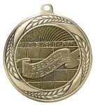 Laurel Medal - Perfect Attendance Scholastic Trophy Awards