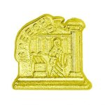 Speech Chenille Pin Scholastic Trophy Awards