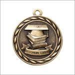 Scholastic Medal - Outstanding Student Scholastic Trophy Awards