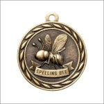 Scholastic Medal - Spelling Bee Scholastic Trophy Awards