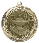 Laurel Medal - Lamp of Knowledge Scholastic Trophy Awards