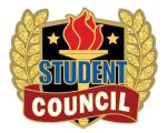 Student Council Pin Scholastic Trophy Awards