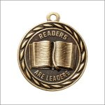 Scholastic Medal - Readers Are Leaders Scholastic Trophy Awards