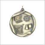 Scholastic Medal - Science Scholastic Trophy Awards