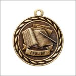 Scholastic Medal - English Scholastic Trophy Awards