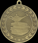 Illusion Lamp of Knowledge Medals Scholastic Trophy Awards