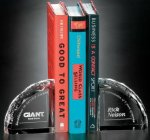 Bookends - Pair Secretary Gift Awards