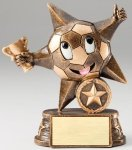 My Lil' Star Resin Trophy -Soccer Soccer Trophy Awards