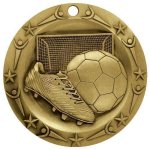World Class Medal -Soccer Soccer Trophy Awards