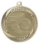 Laurel Medal - Soccer Soccer Trophy Awards