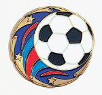 Color Star Soccer Medals Soccer Trophy Awards