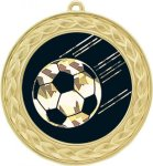 Weave Medal -Insert Holder Soccer Trophy Awards