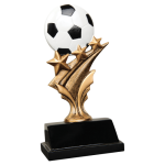 Tri Star Resin -Soccer  Soccer Trophy Awards
