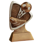 Triad Resin -Soccer Soccer Trophy Awards