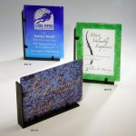 Recycled Rectangles Square Rectangle Awards