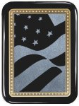 American Flag Plaque Star Awards