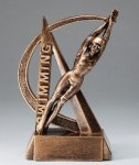 Ultra Action Resin Trophy -Swimming Female  Swimming Trophy Awards