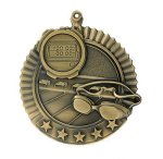 Star Swimming Medals Swimming Trophy Awards